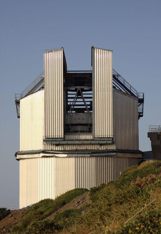 Telescopio Nazionale Galileo - José San Juan
