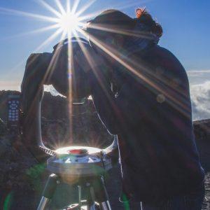 Observación del Sol