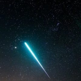 Geminids meteor shower 2016