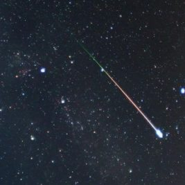 Quadrantids meteor shower 2018