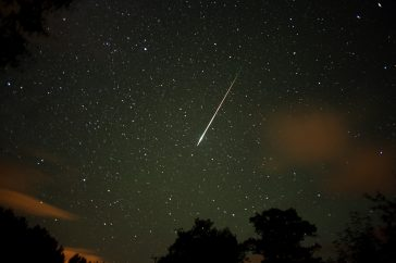 Perseids meteor shower 2016