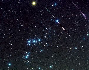 Orionid meteor shower 2016